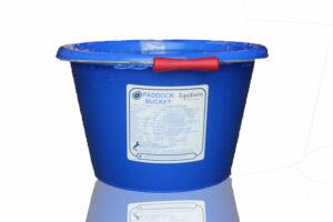 paddock-bucket